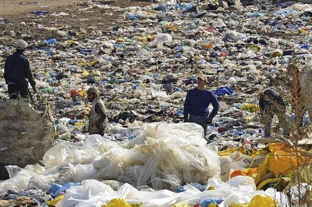 Leben auf der Müllkippe