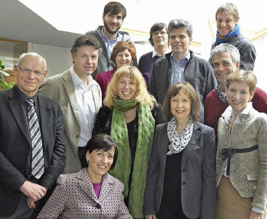 Kooperationspartner, Mitarbeiter des P...ch der Unterzeichnung der Vereinbarung  | Foto: Gramespacher