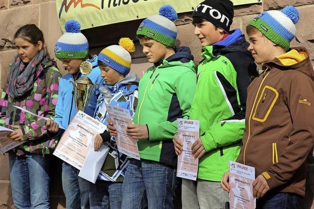 Tosender Jubel für die Bundessieger