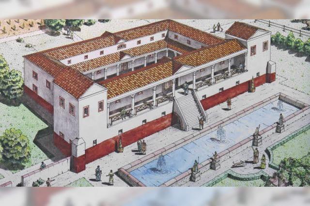 Radar geht Römervilla auf den Grund