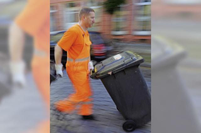 Ärger mit der Müllabfuhr