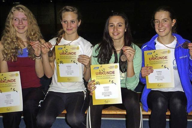 Erfolgreiche Waldkircher Leichtathleten