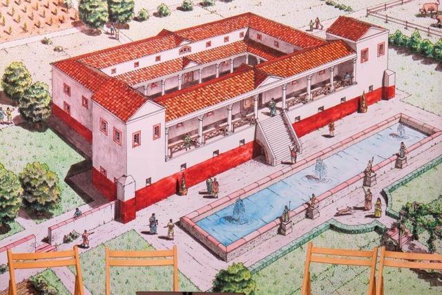 Radar geht Römervilla bei Auggen auf den Grund