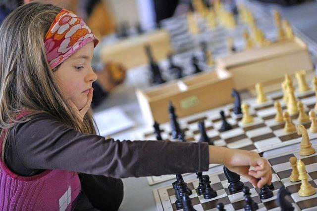 Männerdomäne Schach