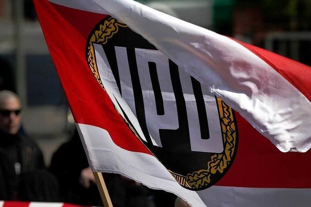 NPD scheitert in Karlsruhe – nicht verfassungskonform
