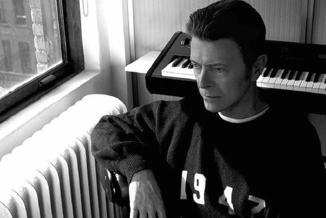 Der Pop-Großkünstler David Bowie kehrt zurück