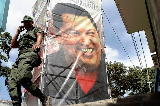 Venezuela in Schockstarre: Hugo Chávez ist tot