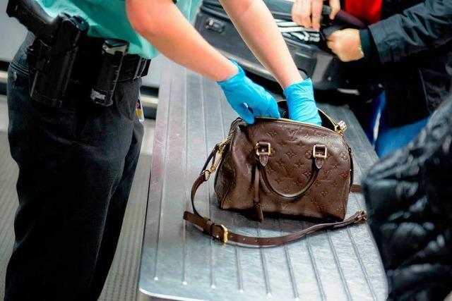 US-Flugsicherung erlaubt wieder Taschenmesser im Handgepäck