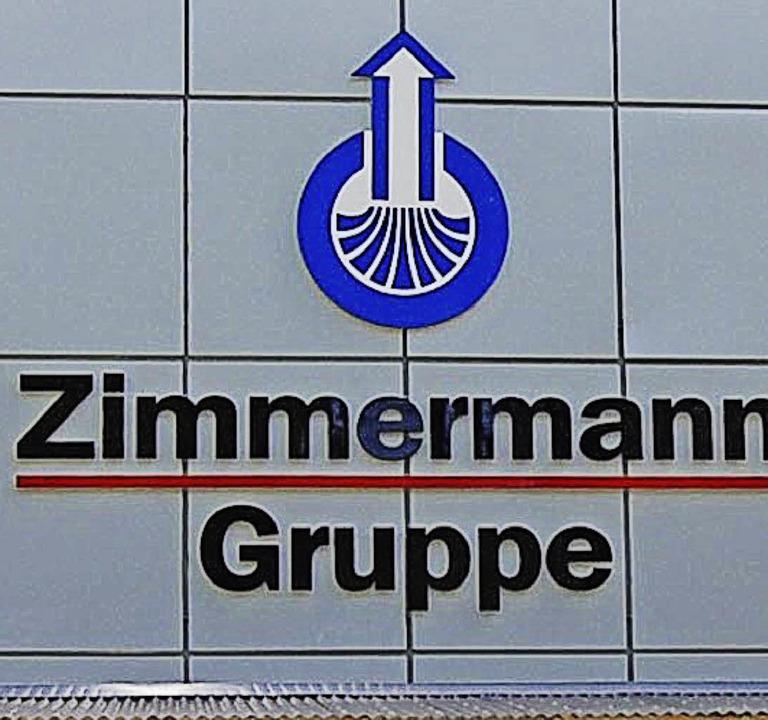 Die Firma Zimmermann-Gruppe  ist auch weiterhin  Thema Nummer eins.   | Foto: privat