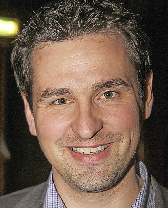 Tobias Gantert, Rathauschef  | Foto: Wilfried Dieckmann