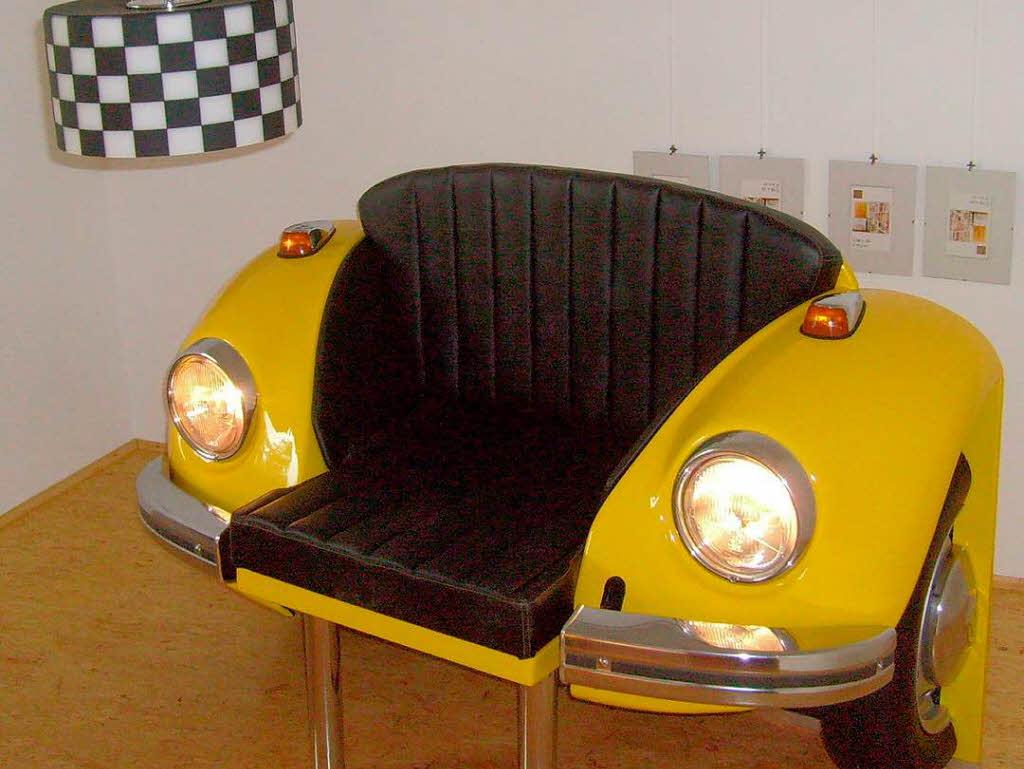 aus autos werden m bel emmendingen badische zeitung. Black Bedroom Furniture Sets. Home Design Ideas