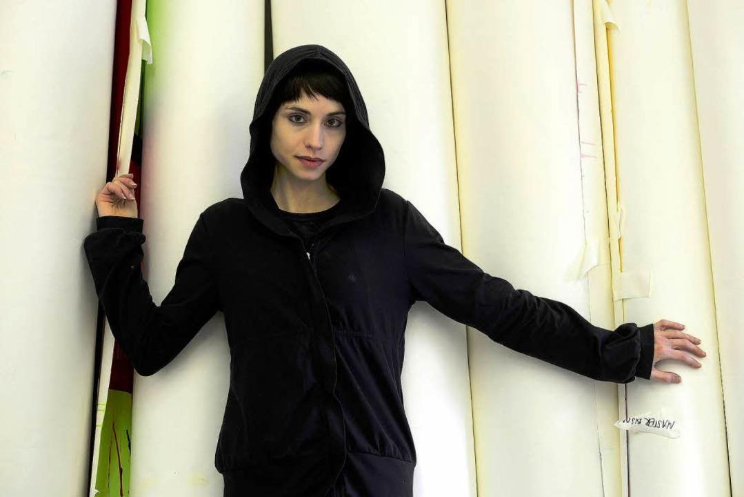 Lebt von Kontrasten und in Extremen: Lisa Kränzler    | Foto: ingo schneider