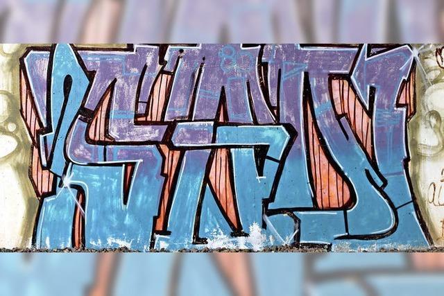 Illegale Graffiti