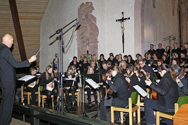Jubiläumskonzert mit Bach
