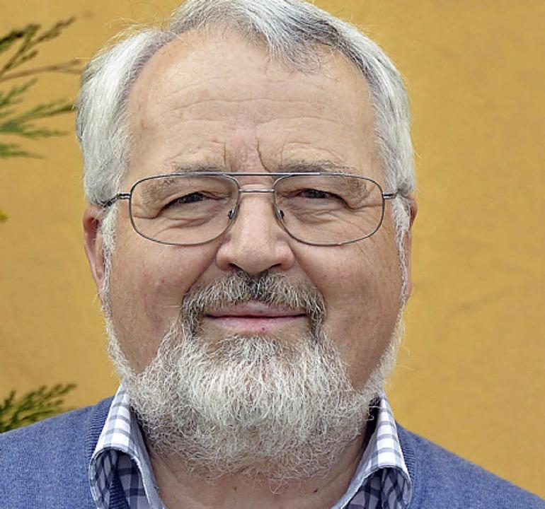 Dieter Grether    Foto: Babeck-Reinsch