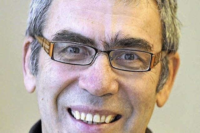 Manfred Wolf vom Mieterverein fordert mehr Sozialwohnungen