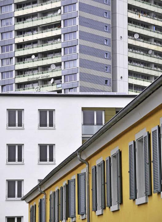 Wohnbauförderung in Deutschland muss reformiert werden, meint Wolf.   | Foto: Ingo Schneider