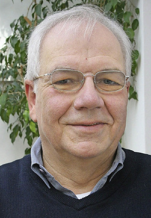 Buchautor Norbert Aust   | Foto: M. Jung-Knoblich
