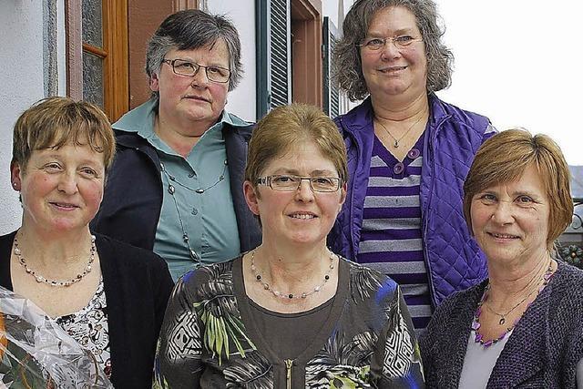 Landfrauen pflegen eine lebendige Gemeinschaft