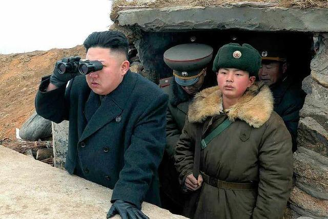 Nordkorea verschärft Krise – heißer Draht gekappt
