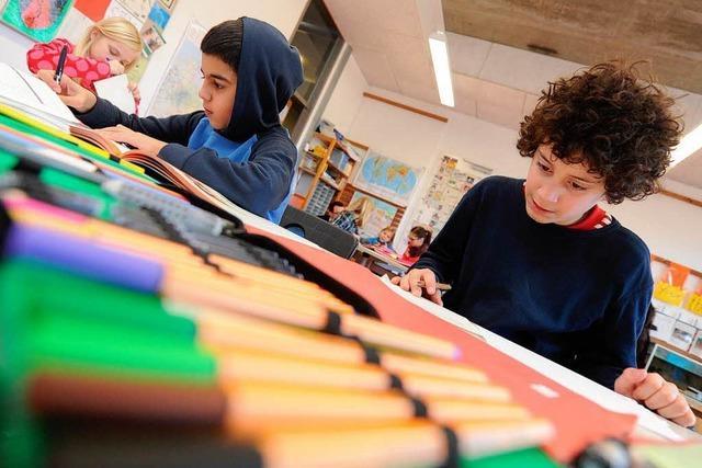 Studie: Gemeinschaftsschule könnte scheitern
