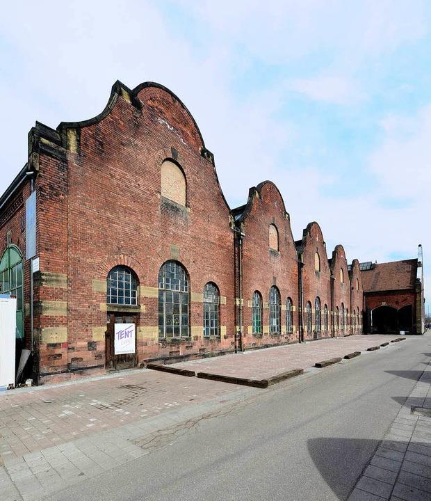 Heiß umkämpft: das denkmalgeschützte a...hnbetriebswerk    am Güterbahnhof Nord  | Foto: Ingo Schneider