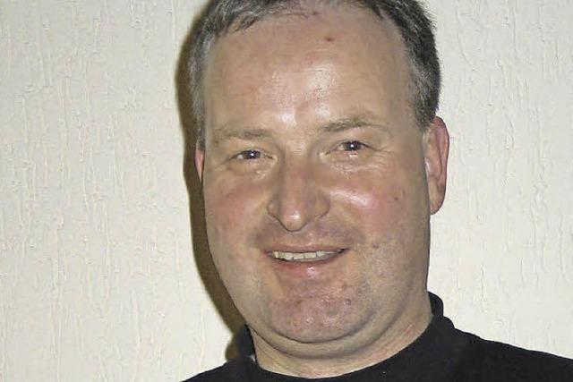 Andreas Eckert neuer Dirigent