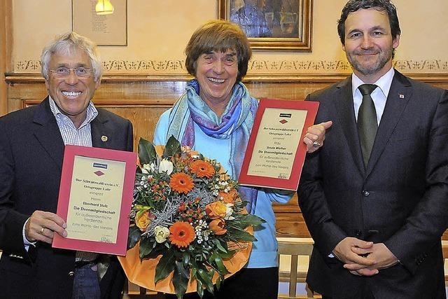 Der Schwarzwaldverein steuert auf Erfolgskurs