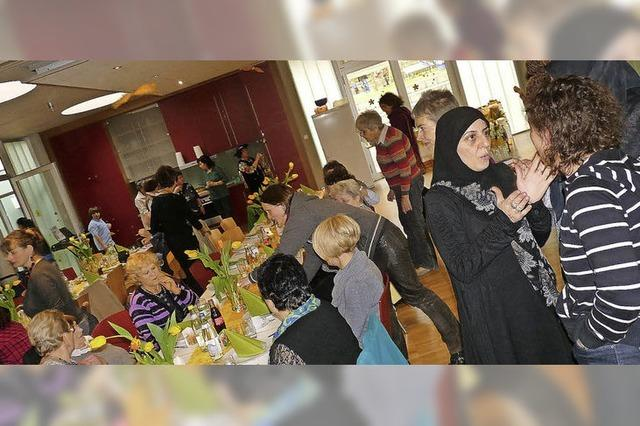 Multikulturelles Frauenfest