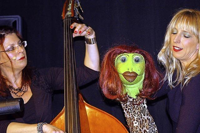 Lyrik, Erotik und Jazz zum Weltfrauentag