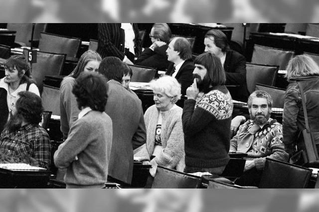 Wie der Bundestag aufgemischt wurde