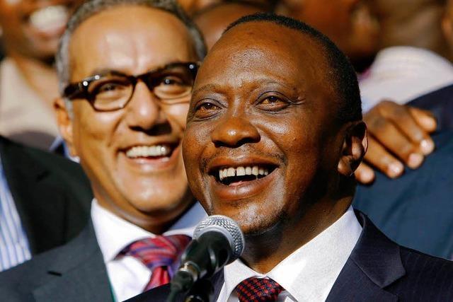 Kenia steht vor der Zerreißprobe