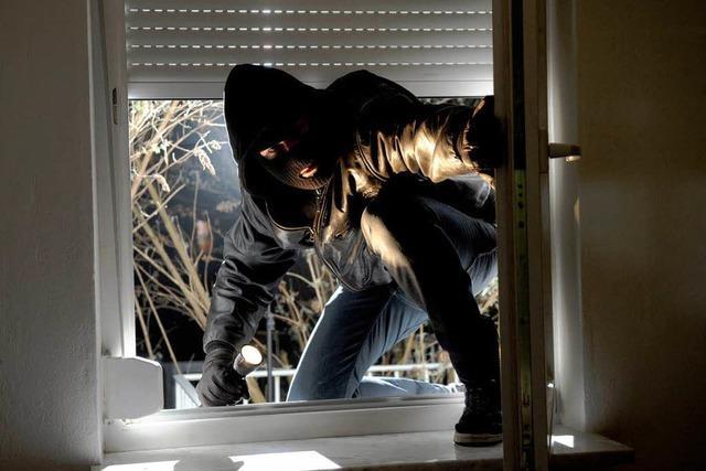 Kriminalitätsstatistik: Zahl der Einbrüche nimmt stark zu