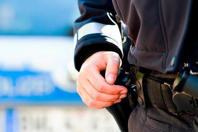 Erneut steht ein Freiburger Polizeibeamter unter Korruptionsverdacht