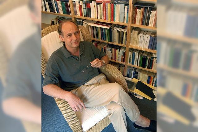 Klaus Modick liest aus seinem Roman