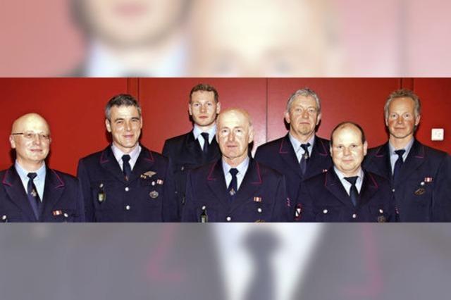 Feuerwehr sucht dringend Nachwuchs