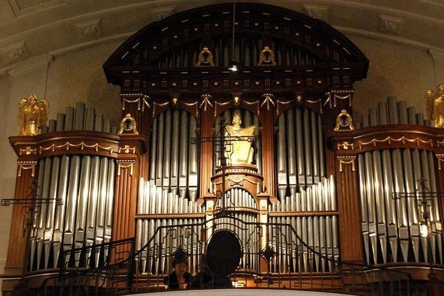 Orgelsanierung kostet 135.000 Euro