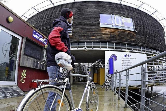 Im Mobile geht's rund: Neue Wendungen im Streit um Fahrradstation