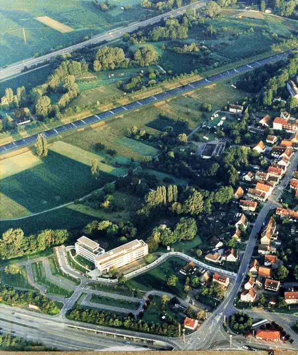 Umkämpftes Baugebiet: Zinklern in Lehen  | Foto: Gerhard Lück