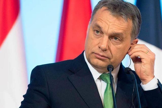 EU will gegen Ungarn klagen