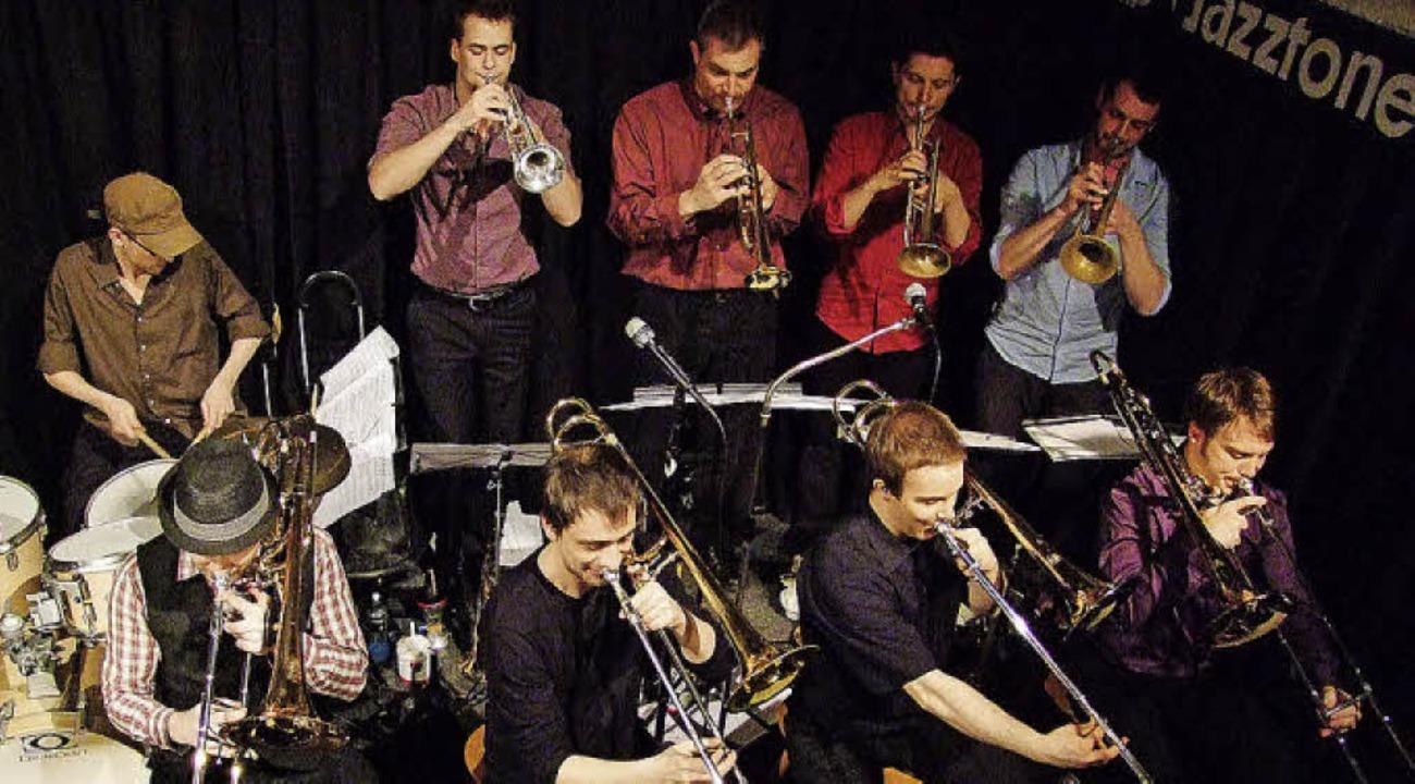 Die  Weiterentwicklung des Big-Band-Sounds   | Foto: Martina David-Wenk