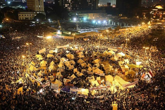 Gewalt gegen Demonstranten hat Teile der Jugend radikalisiert