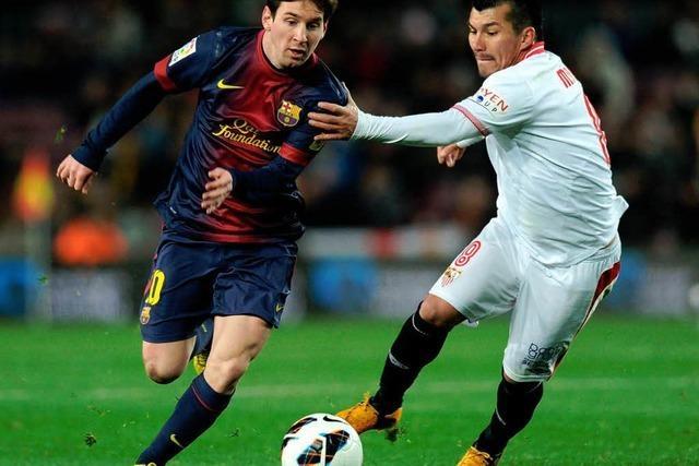 FC Barcelona: Trotz vieler Messi-Tore läuft es nicht rund