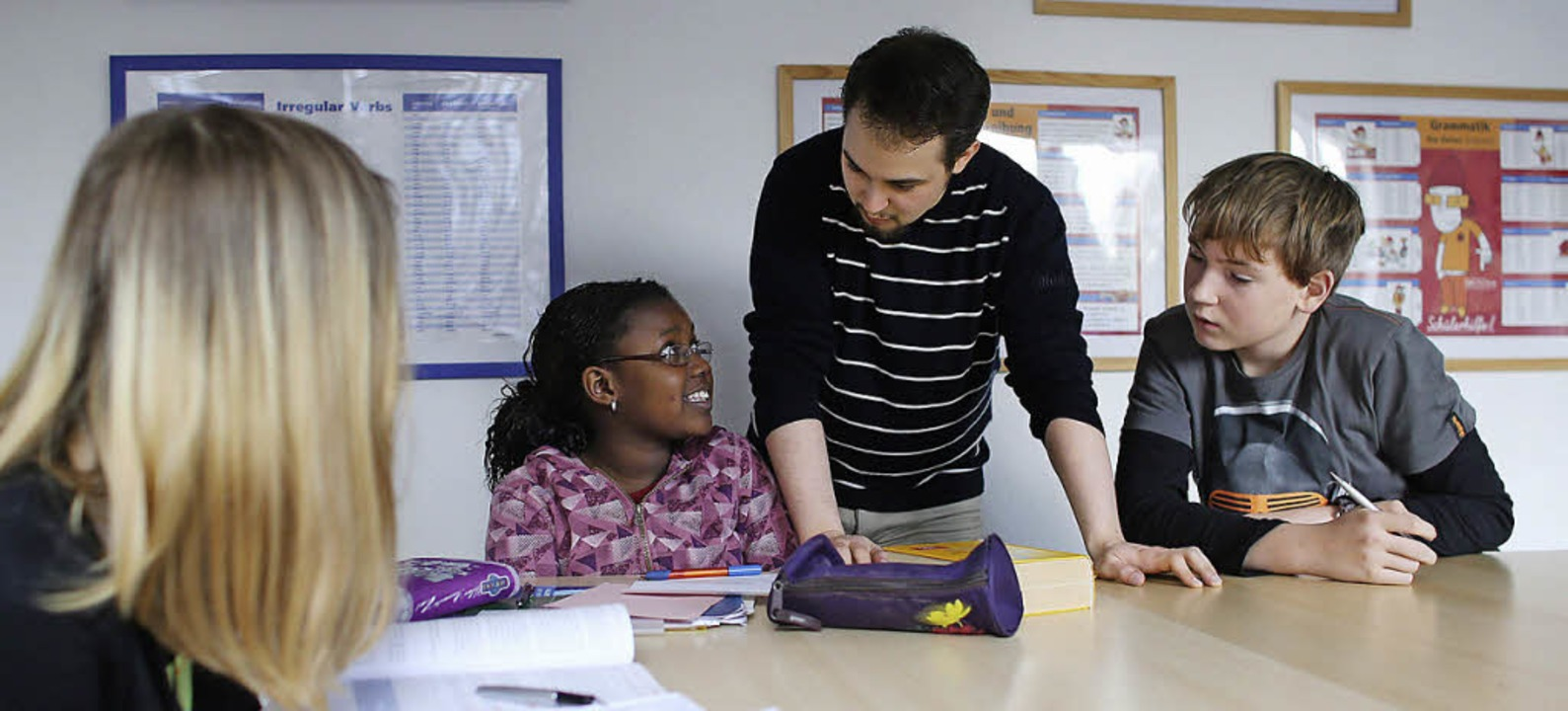 Schulreformen sollten zu einer bessere... Erziehung und Wissenschaft Zweifel.    | Foto: DPA