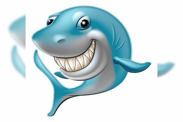 Haifisch kommt von der Speisekarte