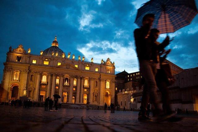 Papstwahl: Kardinäle starten Countdown zum Konklave