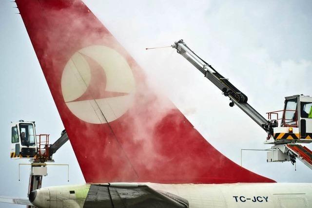 Flughafen Frankfurt vorübergehend geschlossen