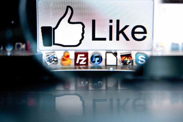 Likes bei Facebook liefern persönliches Profil