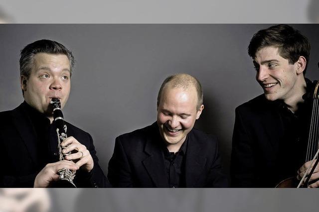 Trio Neuklang: Diesseits und jenseits der Klassik