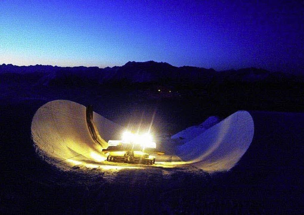| Foto: PR Snowpark Laax